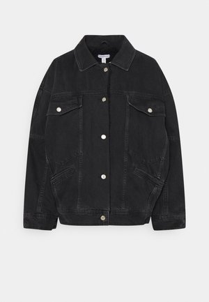 BORD DAD JACKET - Giacca di jeans - washed black