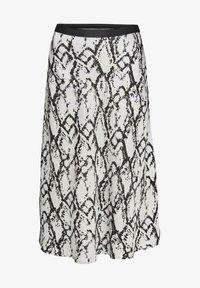 Opus - RUMI - A-line skirt - grau - 1