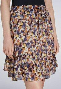 SET - A-line skirt - rose violett - 4