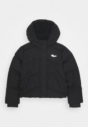 TIGANNE - Winter jacket - deep black