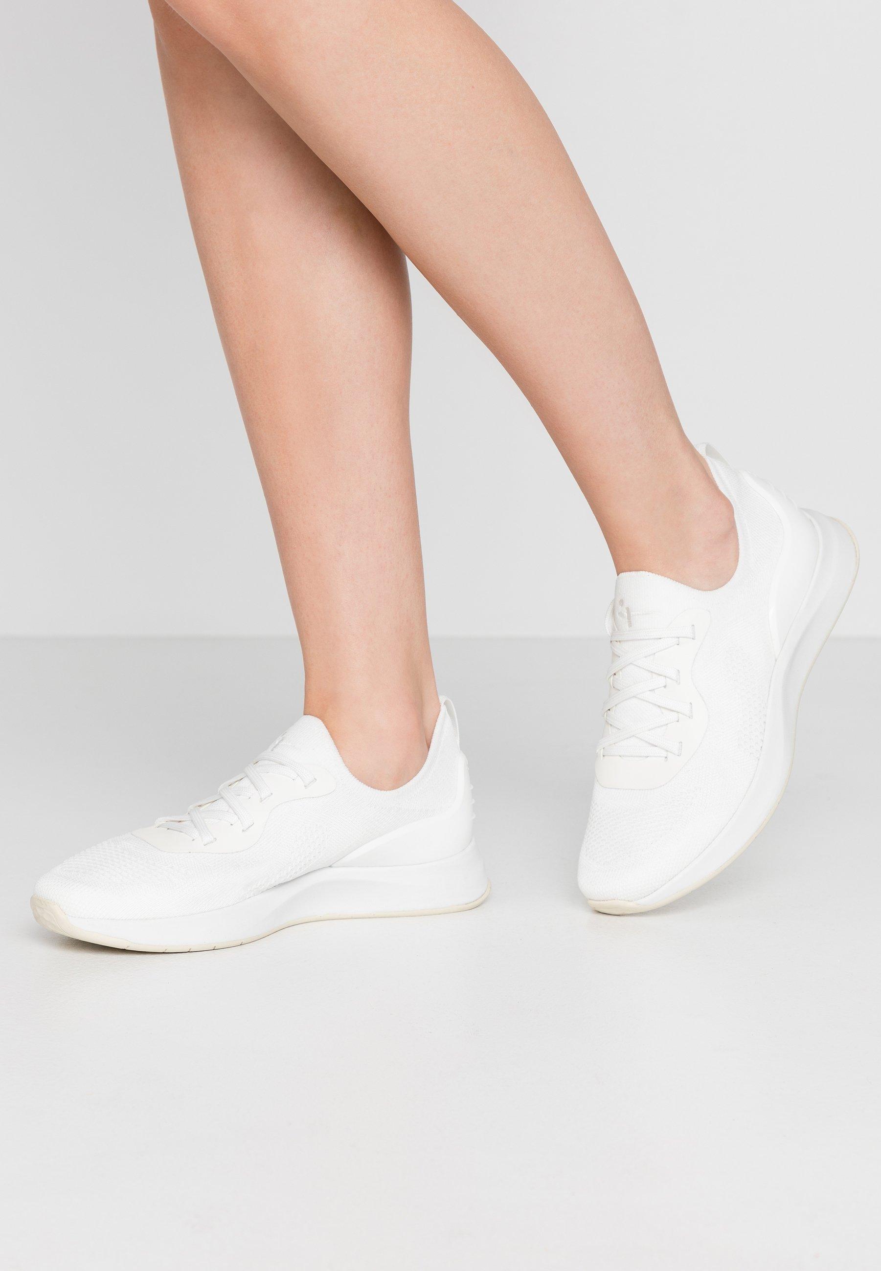 Tamaris Fashletics Joggesko - white/neon