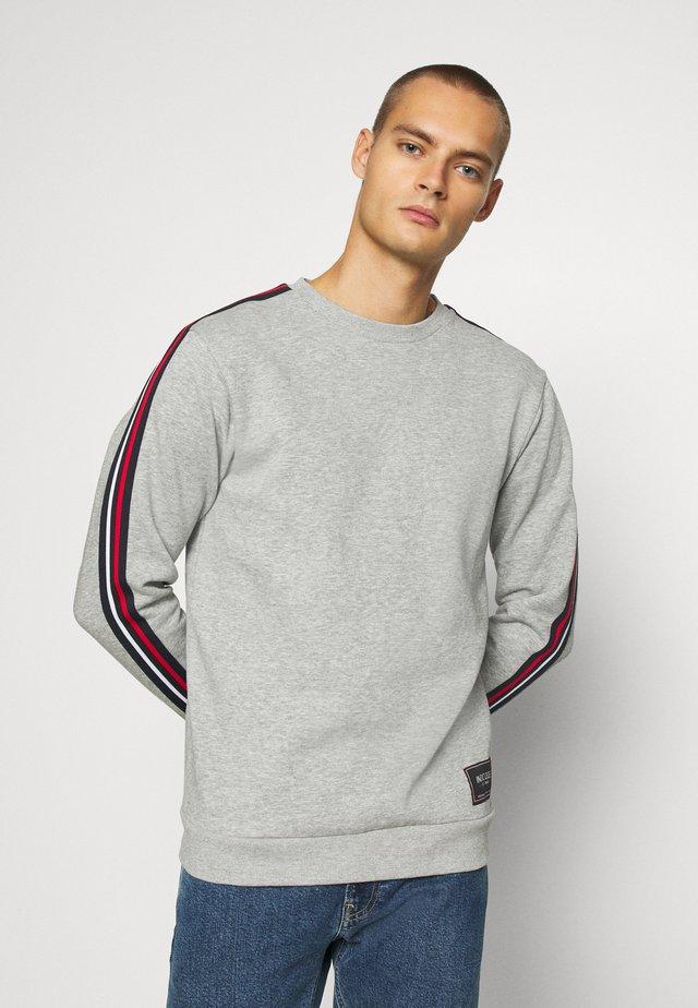 HENRIK - Sweatshirts - grey mix