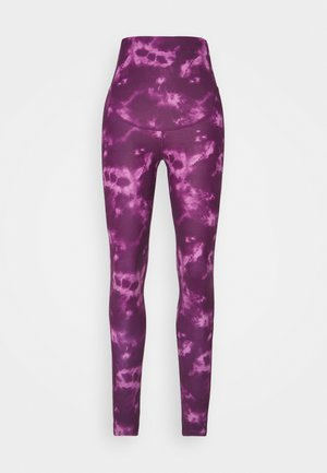 MATERNITY LEGGING - Leggings - purple