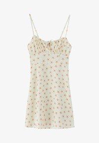 PULL&BEAR - Day dress - beige - 5
