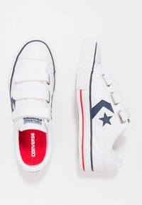 Converse - STAR PLAYER - Zapatillas - white/navy/red - 1