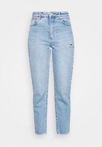 Abrand Jeans - HIGH SLIM - Jeans slim fit - olivia eco - 4