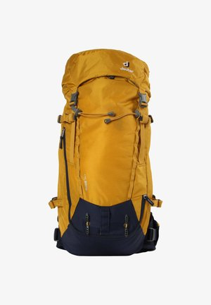 """GUIDE 34+"" - Hiking rucksack - gelb (510)"