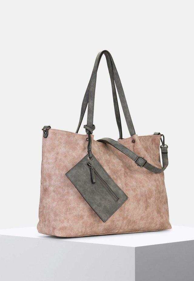 BAG IN BAG SURPRISE - Shopping bag - rose  l grey 658