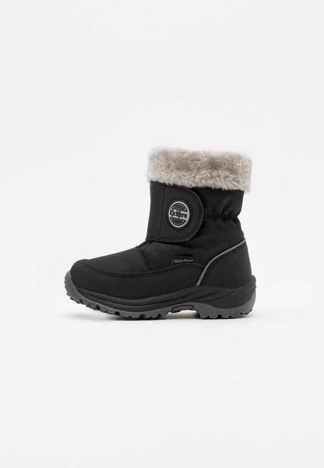 JUMPSNOW WPF - Zimní obuv - noir