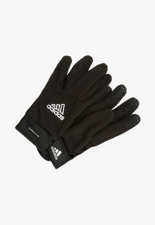 FIELDPLAYER - Gloves - schwarz/weiß