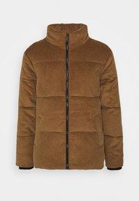 JACKET - Winter jacket - tan
