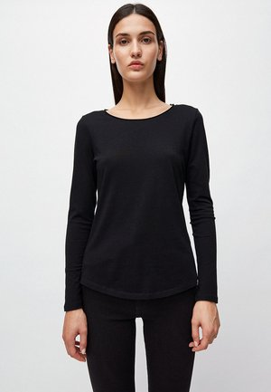ROJAA - Long sleeved top - black