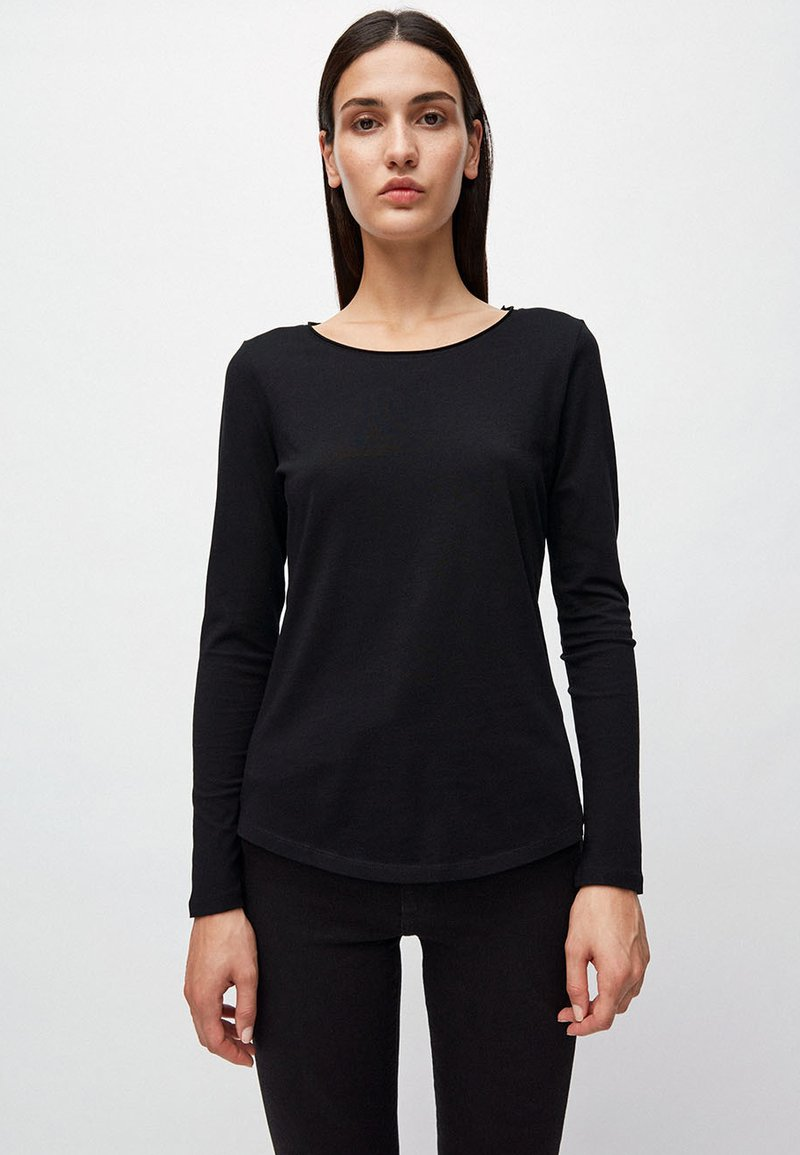 ARMEDANGELS - ROJAA - Long sleeved top - black