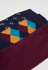 Pier One - 3 PACK - Calcetines - multi-coloured - 2