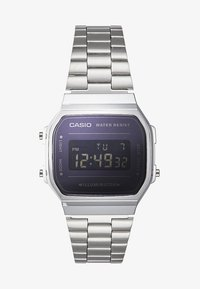 Casio - RETRO  - Digitaluhr - silver-coloured - 2