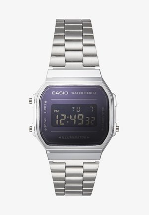 RETRO  - Digital watch - silver-coloured