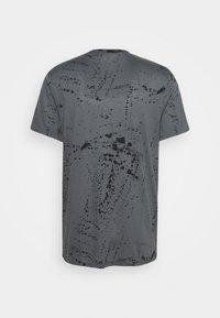 Reebok - TEE - Camiseta estampada - cold grey - 1