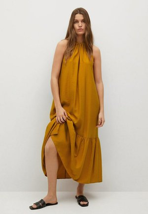 BILBAO I - Day dress - rotbraun