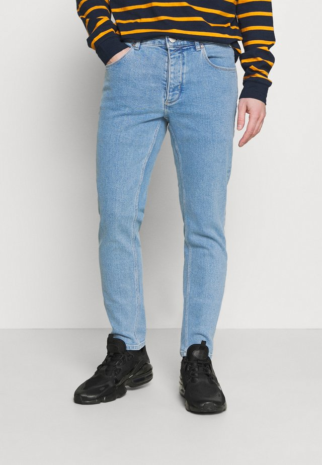 REY - Jeans slim fit - light blue denim