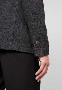 Sisley - Suit jacket - mottled dark grey - 6