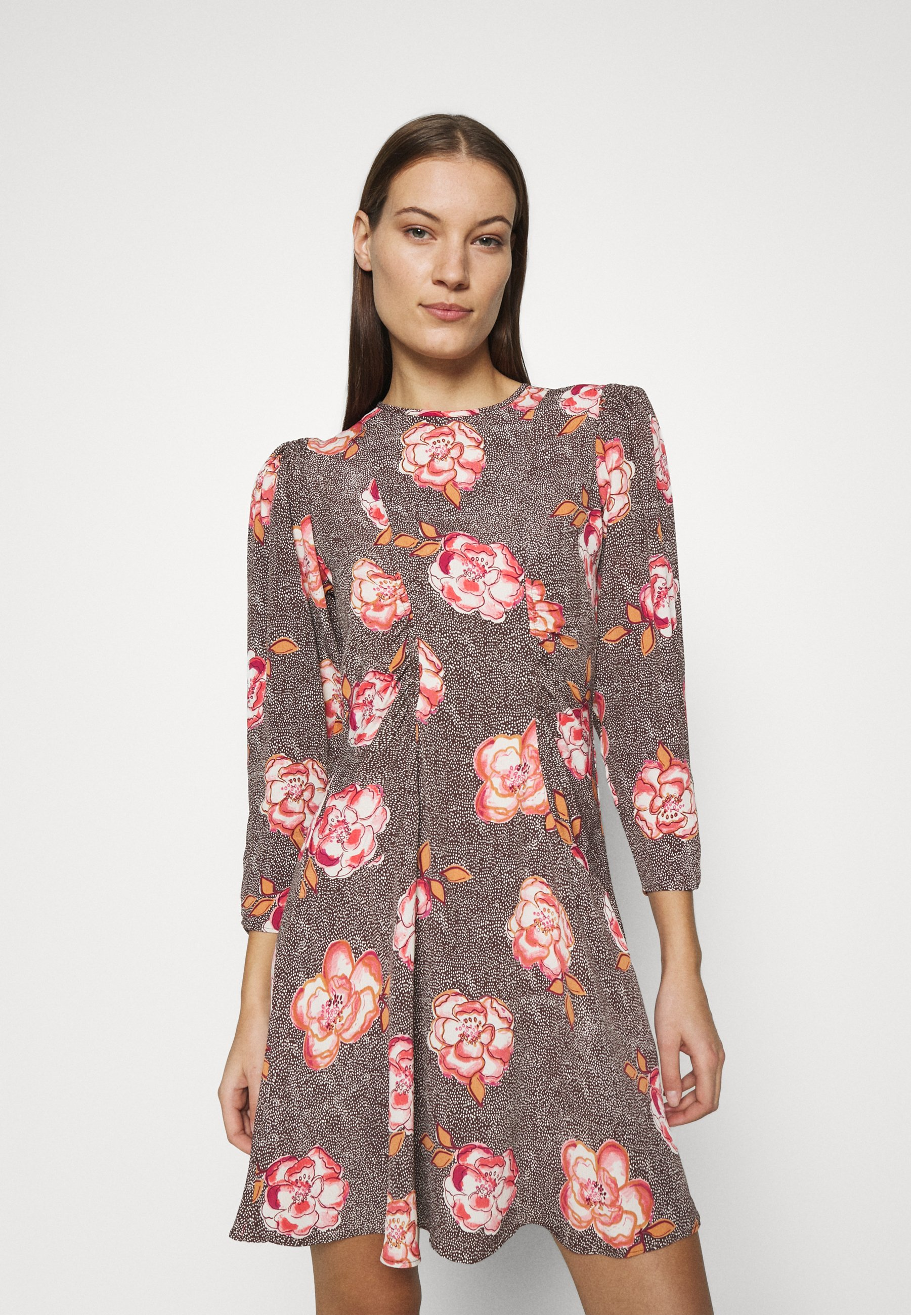 Women SPRING MINI DRESS - Day dress