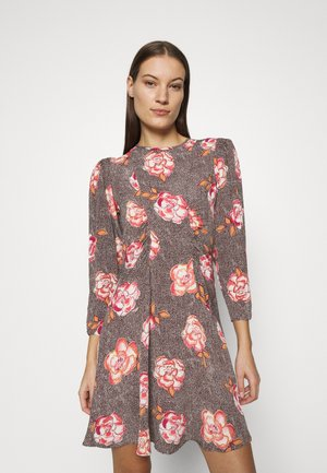 SPRING MINI DRESS - Korte jurk - light pink