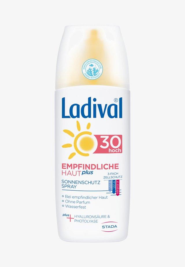 SONNENSCHUTZ EMPFINDLICHE HAUT PLUS SONNENSCHUTZ SPRAY, LSF 30 - Sun protection - -