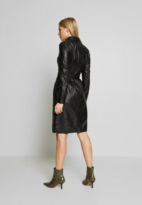 Oakwood - INDIANA - Shirt dress - black - 2