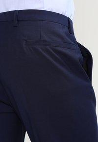 Bugatti - FLEXCITY-STRETCH SLIM FIT - Completo - blau - 9