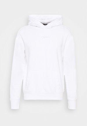 Sweatshirt - white solid