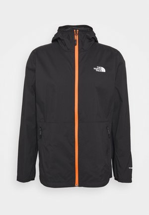 CIRCADIAN WIND JACKET - Outdoorová bunda - black