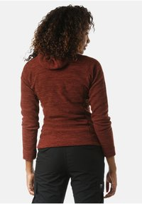The North Face - NIKSTER  - Fleece jacket - red - 1