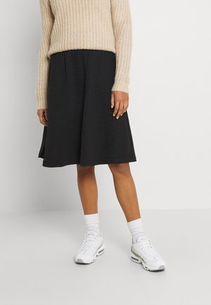 BYULISA  - A-line skirt - black
