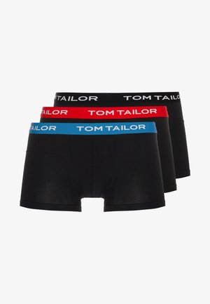PANTS 3 PACK - Boxerky - black