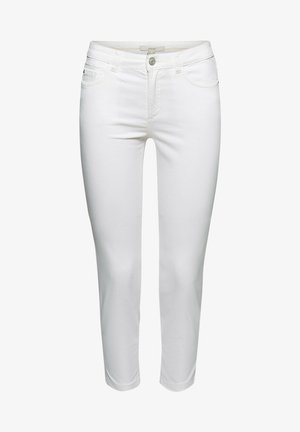 MR CAPRI - Trousers - white