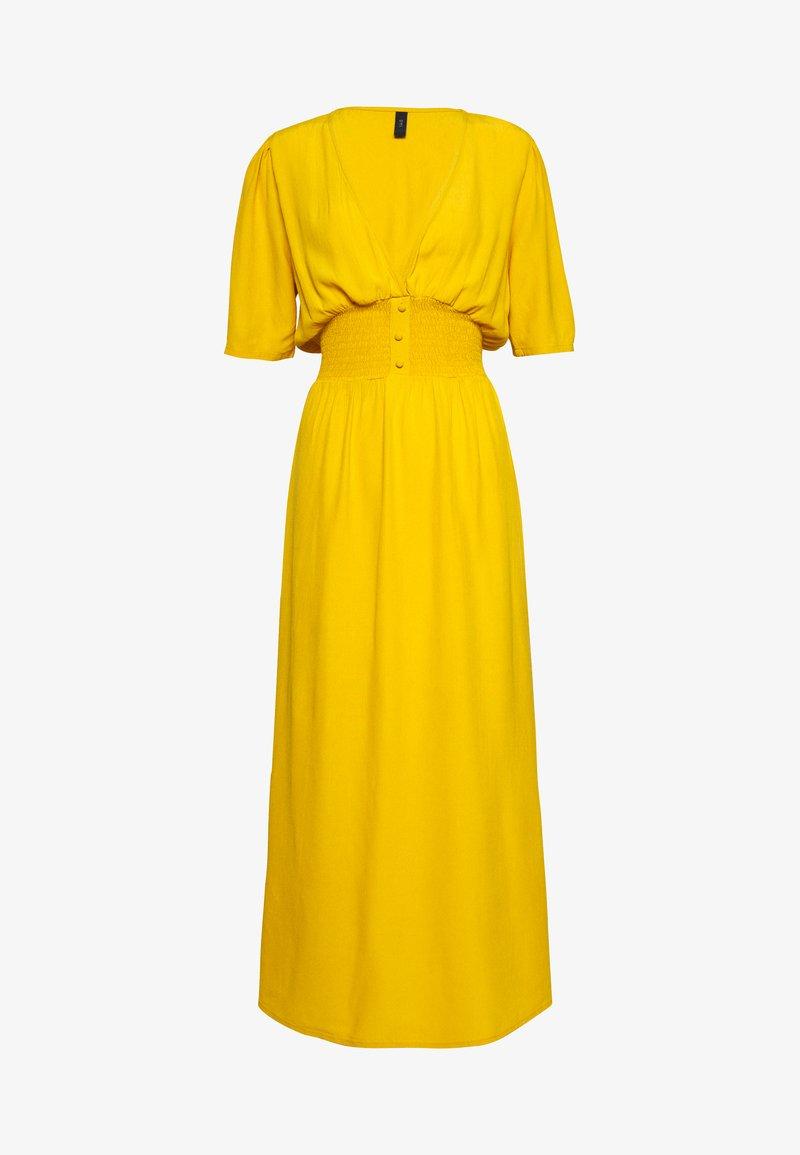 YAS - YASNILANA DRESS ICONS - Day dress - yellow