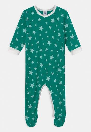 DORS BIEN ZIP - Sleep suit - gazon/ecume