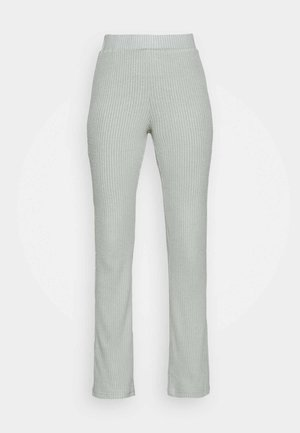 STINA TROUSERS - Pantalones - iceberg green