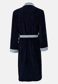 HUGO - BADEMANTEL - Dressing gown - blue - 4