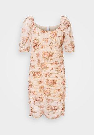 ONLCINDY DRESS - Day dress - beige