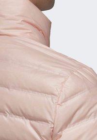 adidas Performance - VARILITE OUTDOOR DOWN - Down jacket - pink - 4