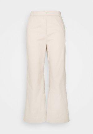LEA PANTS - Pantalon classique - cloud crème