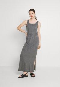 Vero Moda - VMADAREBECCA ANKLE DRESS - Maxi dress - medium grey melange - 0