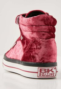 British Knights - Sneakers hoog - magenta/white - 3