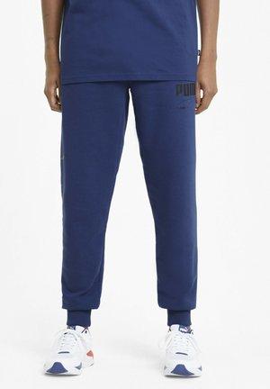 Pantalon de survêtement - elektro blue