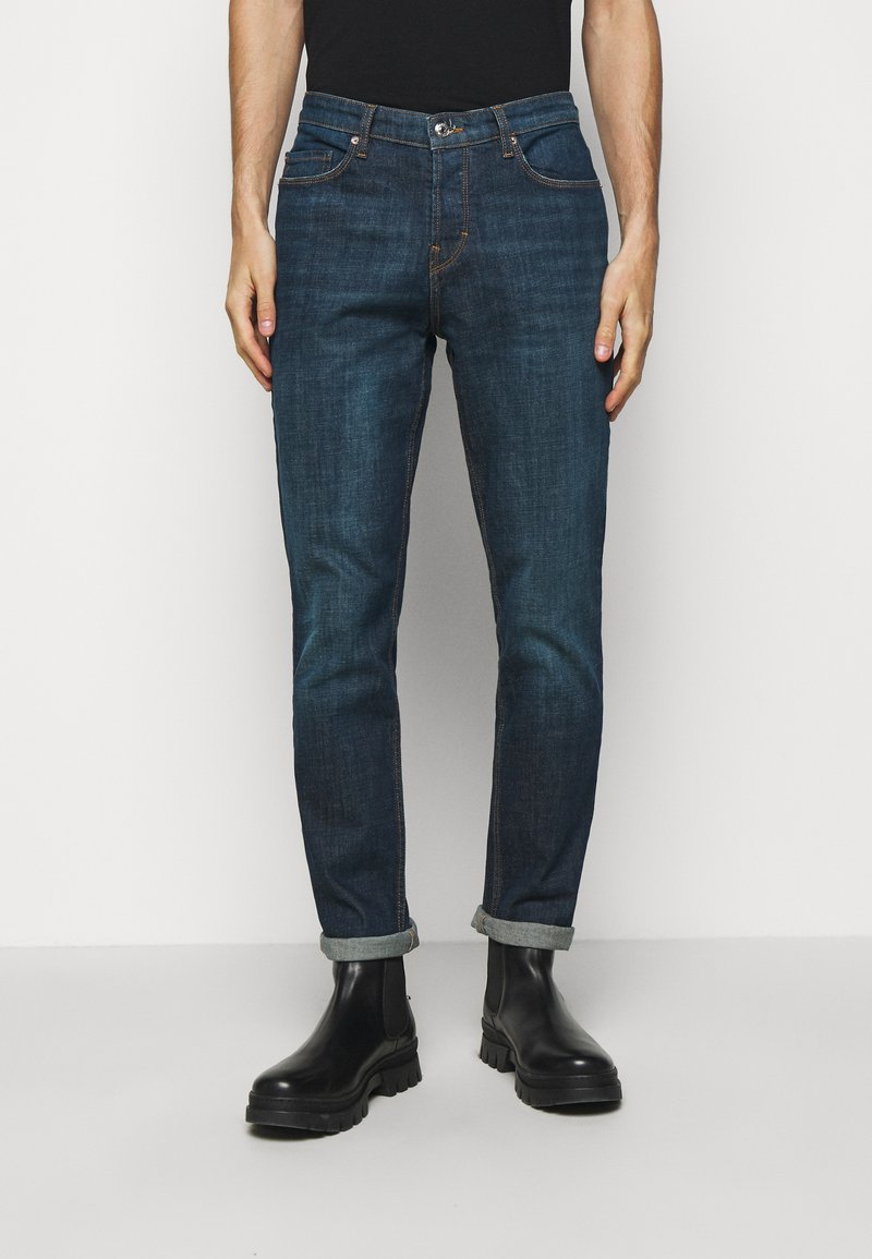 Zadig & Voltaire - DAVID ECO OLD - Slim fit jeans - bleu