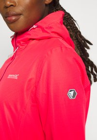 Regatta - HAMARA  - Regnjakke / vandafvisende jakker - neon pink - 6