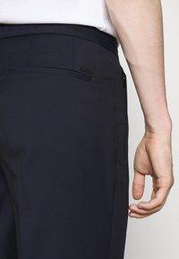 HUGO - HELIOS - Trousers - dark blue - 3