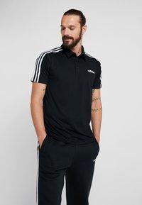 adidas Performance - Sports shirt - black - 0