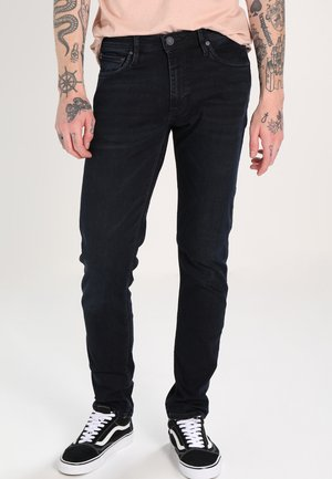 JJIGLENN FELIX  - Straight leg jeans - black denim